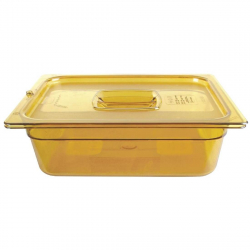 Rubbermaid polycarbonaat GN1/2 bak 100mm