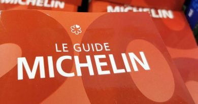 Guide Michelin France 2021