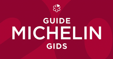 Guide Michelin Gids
